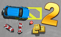 Припаркуй автомобиль 2