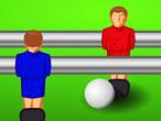 Настольный футбол на 2 игрока