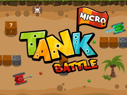 Микро танковый бой