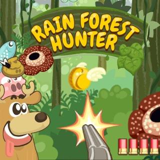 Охотник: Тропический лес